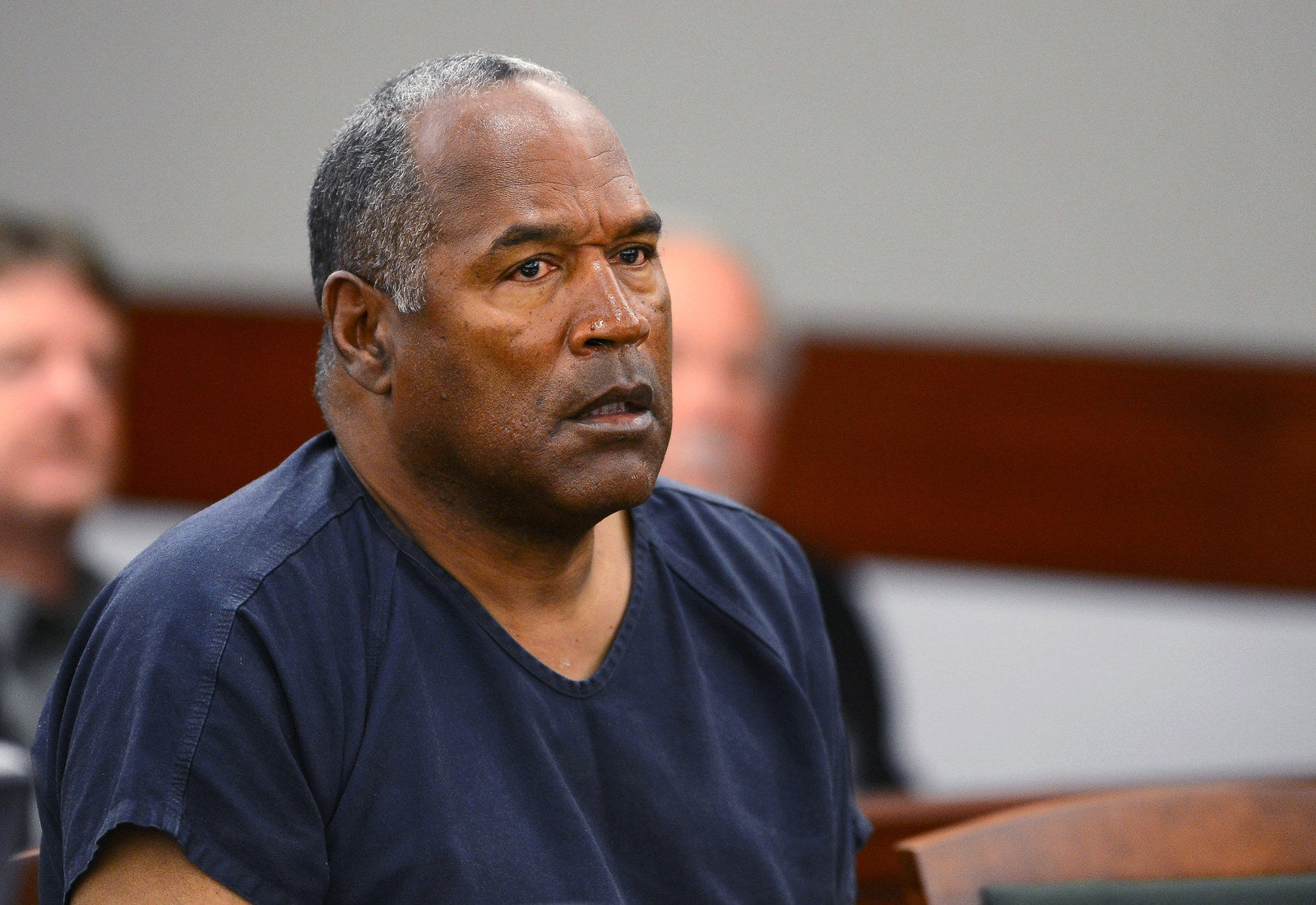 O.J. Simpson Could Be Granted Parole Today After Serving Nine Years In Prison For Robbery