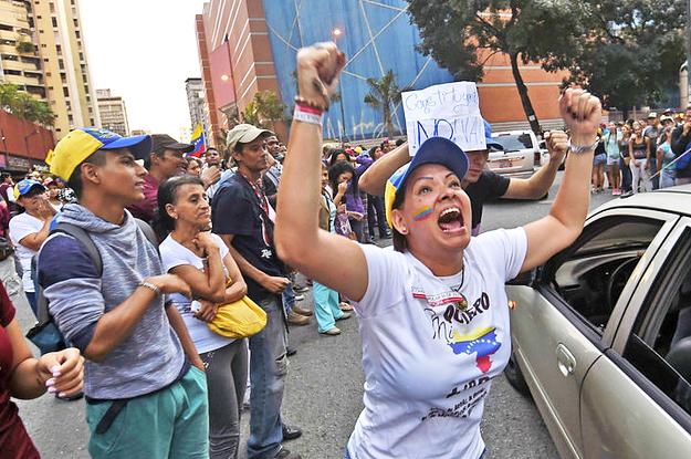 The Venezuelan Opposition Is Going Global