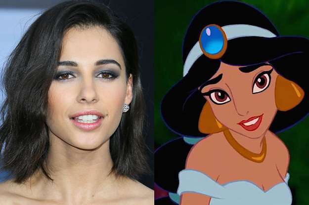 Twitter doesn 39 t know what to think of the aladdin cast announcements - Yasmine de aladin ...