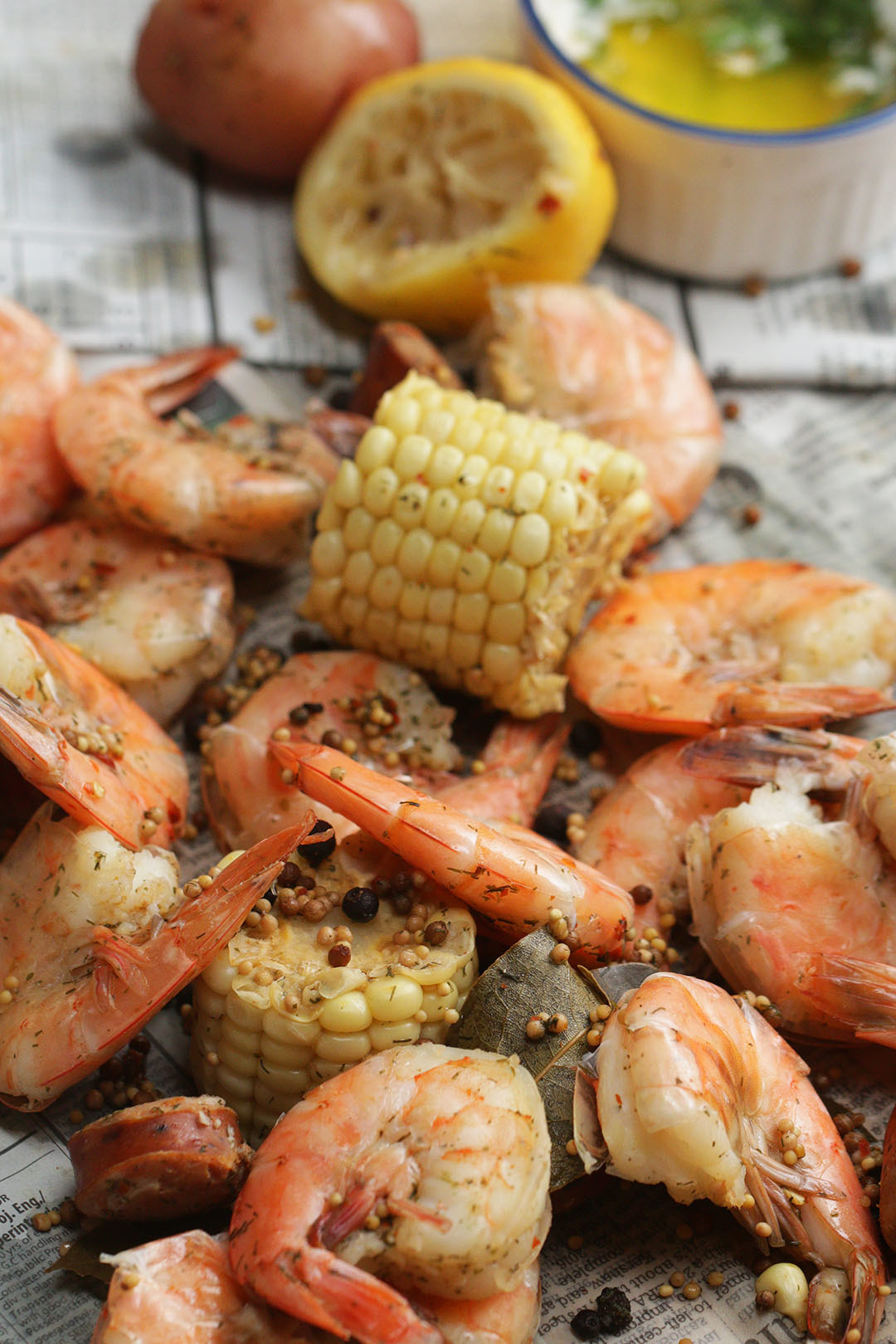 You Should Make This Shrimp Boil For Dinner Tonight