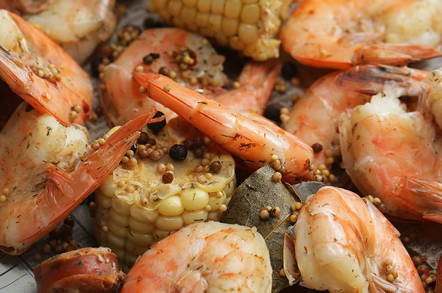 You should make this shrimp boil for dinner tonight for What should i make for dinner tonight