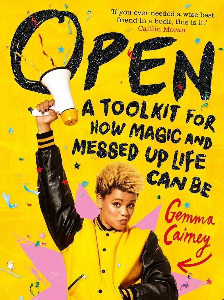 If any book could bottle sunshine, it's radio personality Gemma Cairney's upbeat guide to life. Covering mental health, breakups, career advice, periods, prejudice, and tons of topics in between, Open reads like a pep talk without sugarcoating a damn thing. It's just meant for living on your nightstand and reminding you from time to time that you're not alone.Get it on Amazon.Get the audiobook.