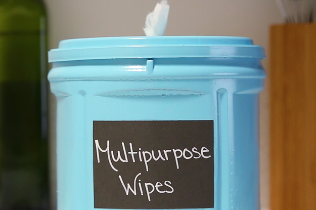These Diy Multipurpose Cleaning Wipes Are A Must Try