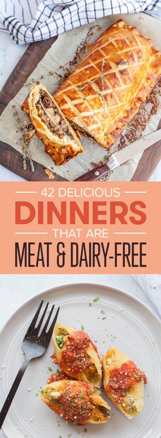 42 dinner ideas if you u0027re trying to cut back on meat or dairy