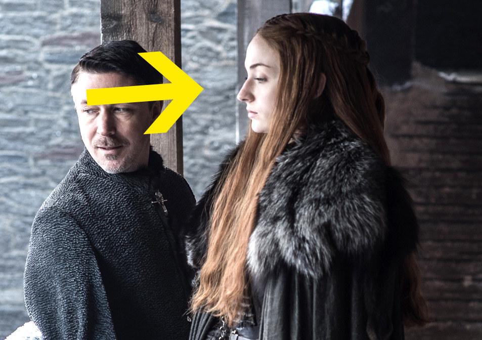 """Por que você deveria prestar atenção no cabelo de Sansa em """"Game Of Thrones"""""""
