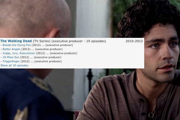 """Here's A Theory About """"Entourage"""" And """"The Walking Dead"""" That Actually Checks Out"""
