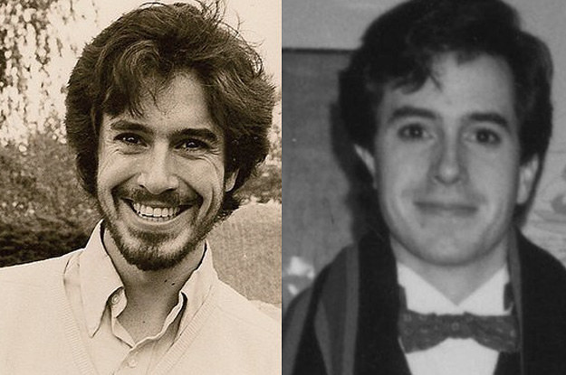 these photos of young stephen colbert are actually melting