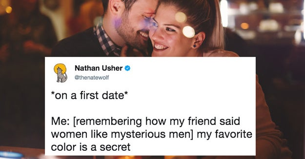 21 Hilariously Dumb Tweets About First Dates You Can't Help But Laugh At
