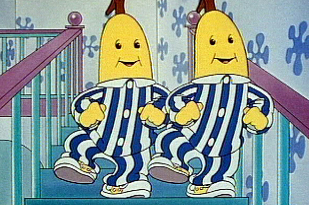 """Which """"Bananas In Pyjamas"""" Character Are You?"""