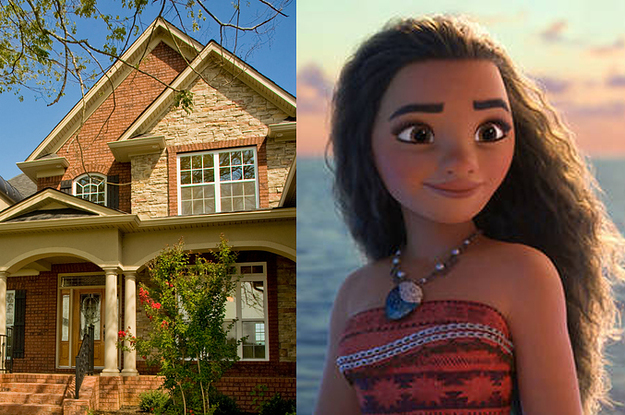 Create your dream house and we 39 ll reveal which disney for Draw your dream house