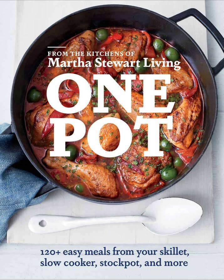 23 easy af cookbooks anyone whos bad at cooking should own one pot comes from the authorities of all things cooking to help us lazy folk fancily dump everything into the same bowl forumfinder Gallery
