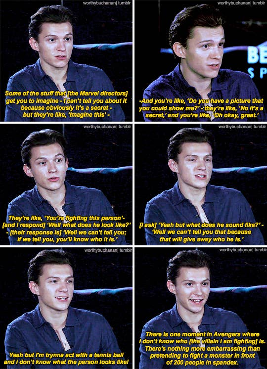 23 Times Tom Holland Was Too Precious For This World