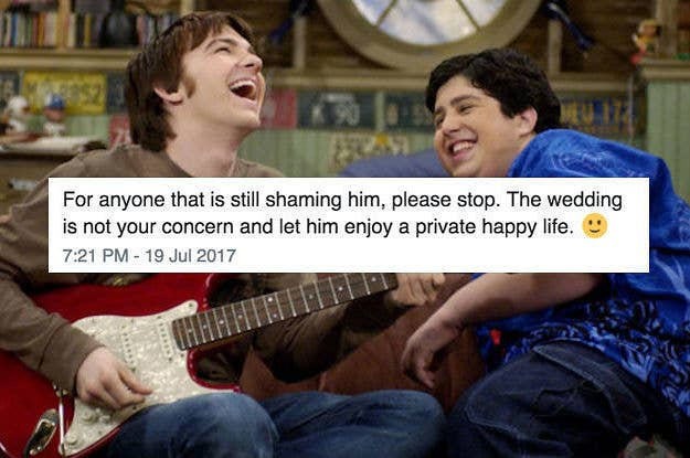 Drake Not Invited To Josh Wedding.Drake Bell Opened Up About That Wedding Drama With Josh Peck