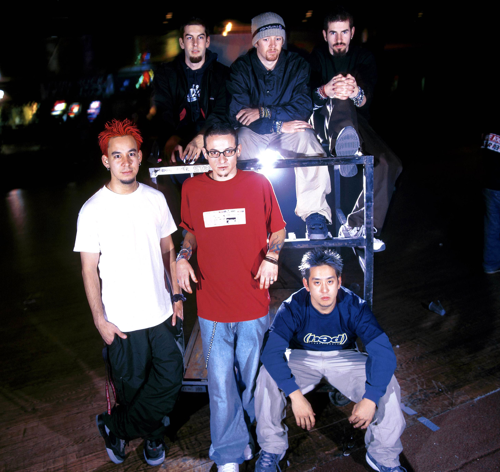 linkin park essay Linkin park began work on their fourth studio album back in 2008,  to waste  when you expand a 2 minute idea into a long winded essay.
