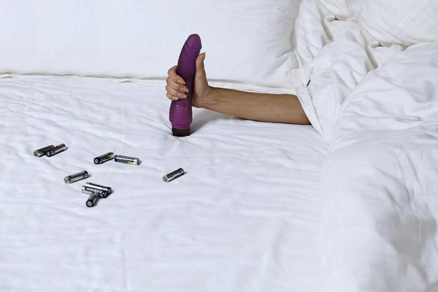 Girl sleeping semi naked