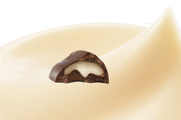 Can You Avoid The Mayonnaise-Filled Chocolate?