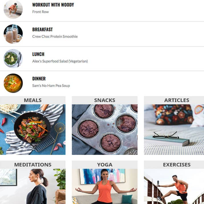 We wanted to get fit so we tried the sam wood 28 day program each workout is 28 minutes and you can choose the fitness level that suits your forumfinder Images