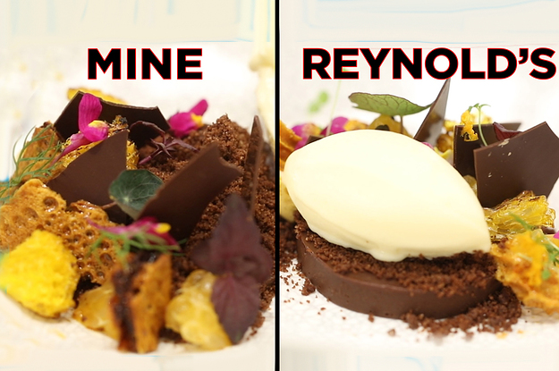 """I Recreated A Dish By """"MasterChef"""" Australia's """"Dessert King"""" And He Was Not Very Impressed"""