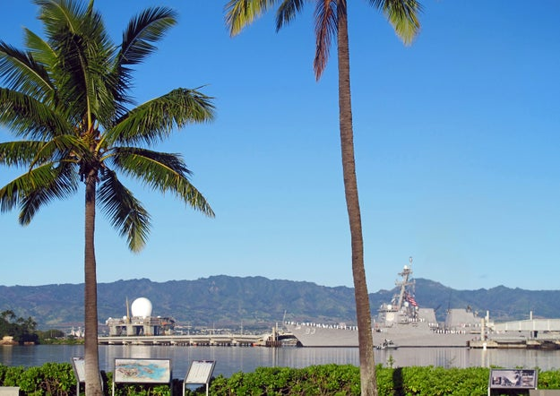 Still, there's little defense for Hawaii, which does not have its own intercepter missiles.