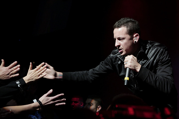Losing Chester Bennington Is Like Losing A Friend
