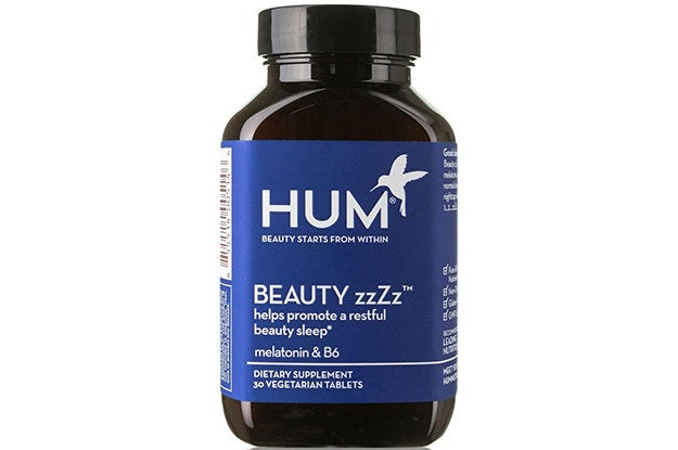 "Promising review: ""I tend to wake up a lot during the night and have a hard time falling back asleep. I've used HUM products before and figured I would try their zzZz's, I really don't like pills to help me sleep and how I feel groggy and grumpy the day after. The Hum zzZz's work great. It helps me fall asleep fast and stay asleep, although I find that it takes me a while to wake up so I will only take it on days that I can wake up later in the morning."" —TaraJoGet it from Amazon for $14."