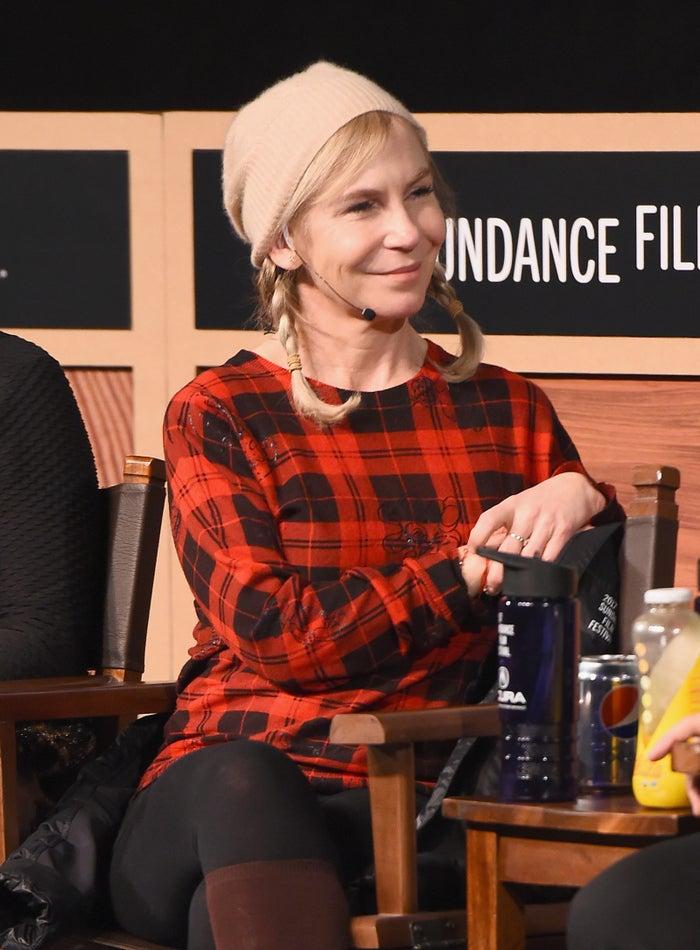 Marti Noxon at the 2017 Sundance Film Festival.