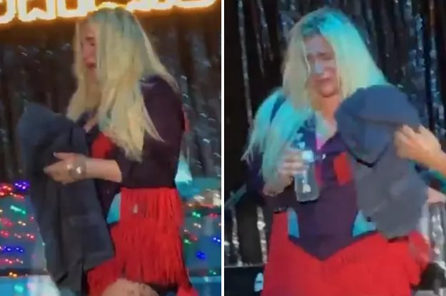 Kesha Broke Down Onstage After Finally Being Able To Perform New Music And It'll Turn You Into The Crying Emoji