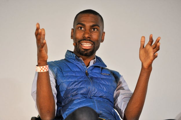 Earlier this month, Black Lives Matter activist DeRay Mckesson found himself at the center of a controversy and it stemmed from the unlikeliest of places — the new War for the Planet of the Apes film.