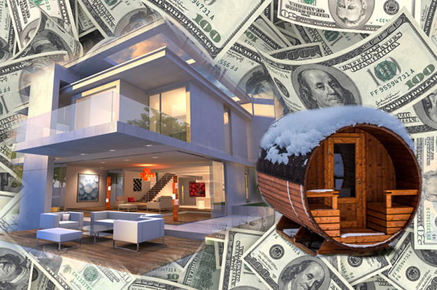 Design A Second Home And We Ll Tell You How Rich You Ll Be