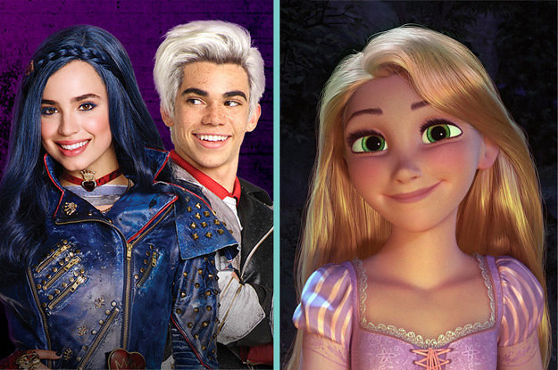 "Your Disney Character Choices Will Reveal Which ""Descendants 2"" Character You Are"