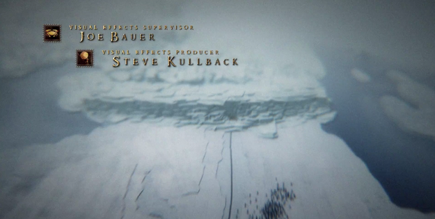 The answer might lie in the opening credits, of all places. Here's a shot of the Wall from Season 6, Episode 1: