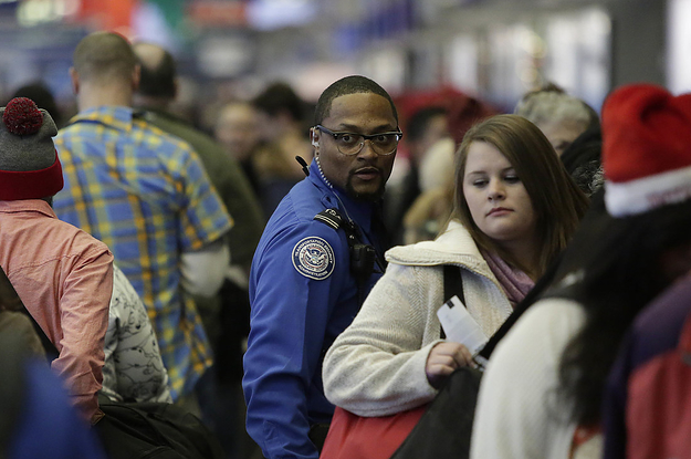 There S No Evidence That Tsa Agent Behavioral Screenings