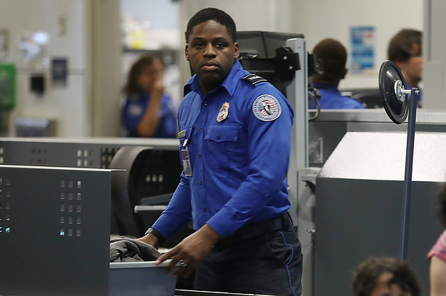 The Way TSA Agents Profile You At The Airport Is Not Based
