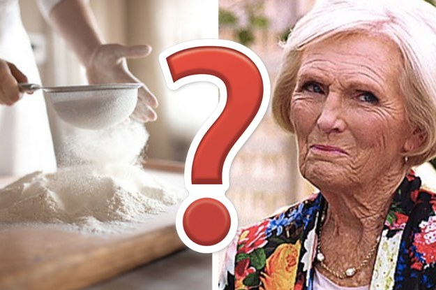 This Might Just Be The Hardest Baking Quiz You'