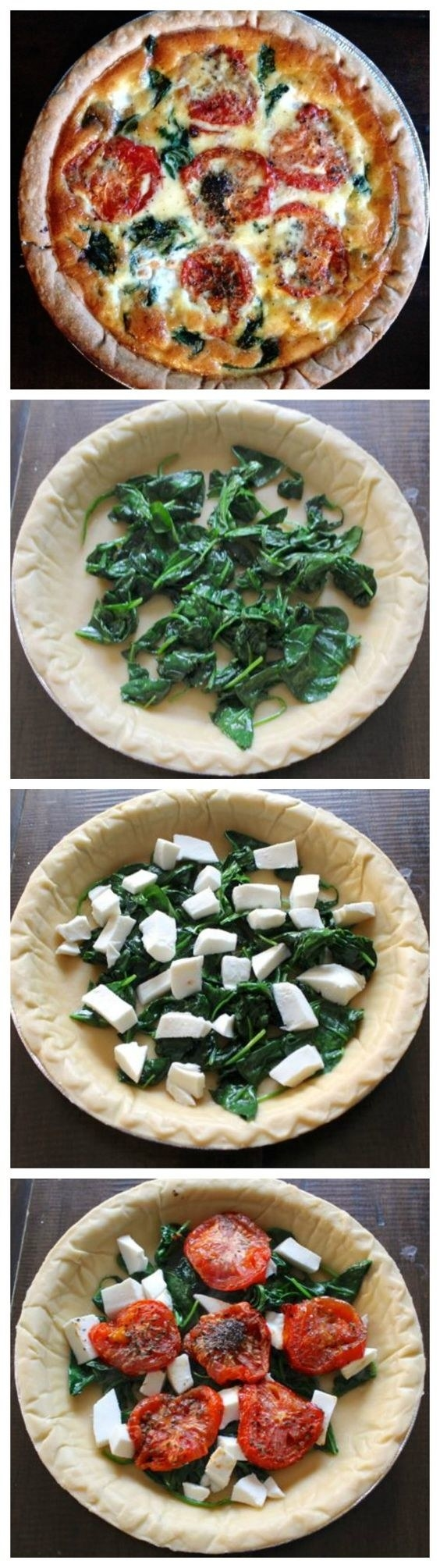 This comes together super quickly thanks to premade pie crust. Get the recipe.