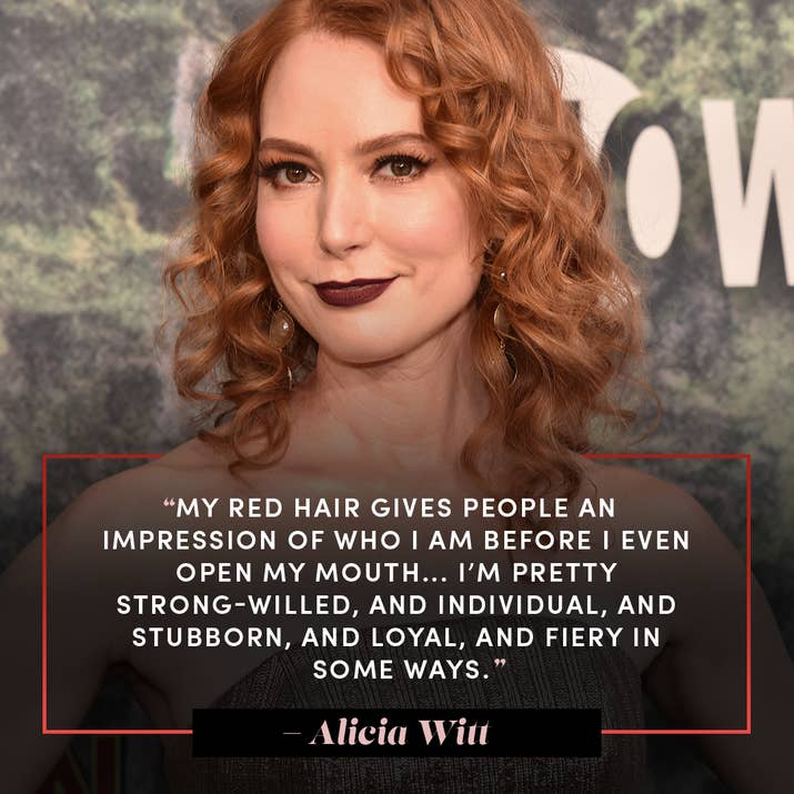 17 Celebrity Redheads On What They Love Most About Their Hair Color