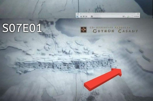 There Was A Hidden Detail In The Game Of Thrones Opening Credits