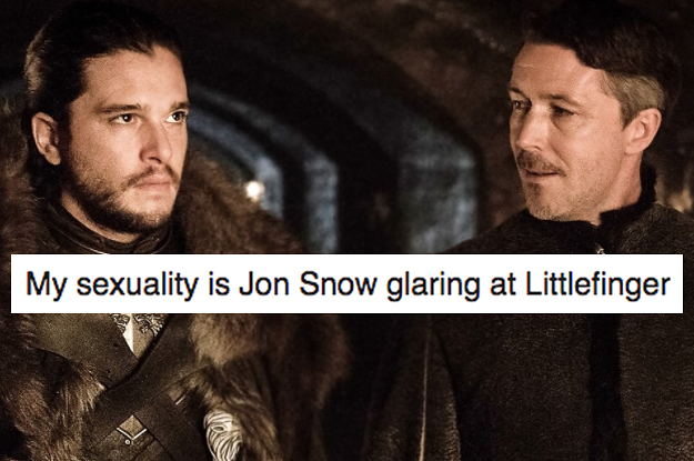 21 hilarious reactions to the game of thrones scene with jon and