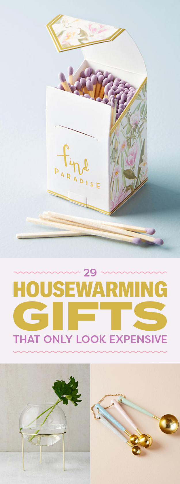 29 Housewarming Gifts That Only Look Expensive