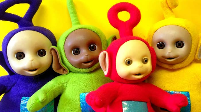 16 Things You Never Wanted To Know About The Teletubbies But Were