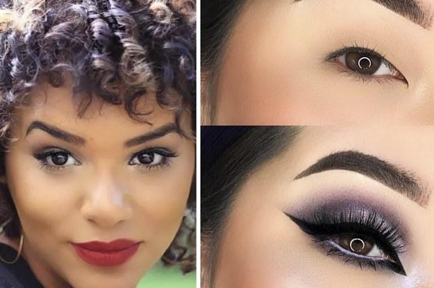 Muito 20 dicas de maquiagem para olhos pequenos AS52