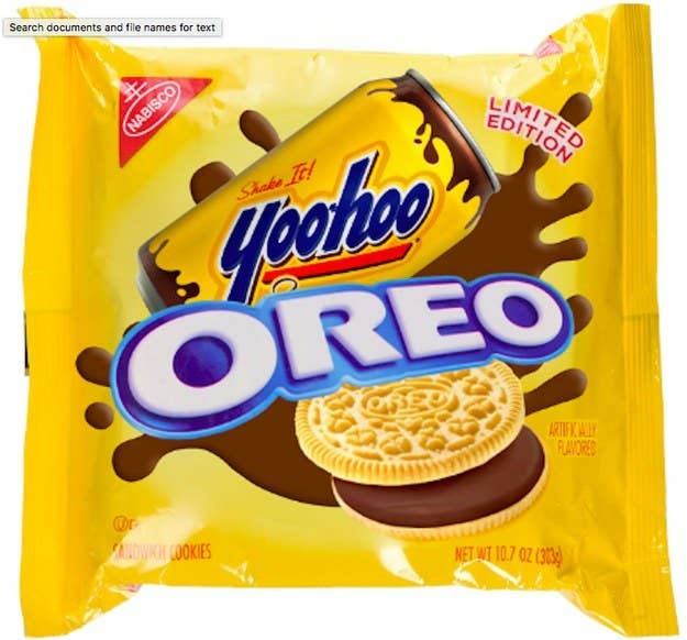 4affadd7bf3 Is This A Real Oreo Flavor Or Something Made Up?
