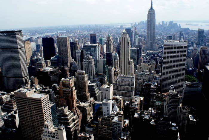 New York City is chock-full of great vantage points: rooftops, bridges, observation decks, and even helicopter tours.
