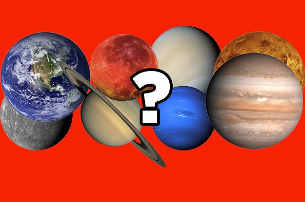 Answer These Questions And We'll Reveal Which Planet In Our Solar System You Belong On
