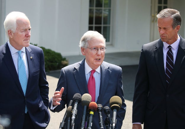 Senate Republicans Will Take A Key Vote On Obamacare Today