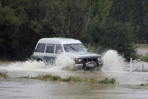 Over the weekend, New Zealand was pummeled by a severe storm system that caused widespread flooding across the country.