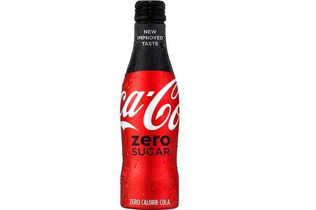 abnehmen mit cola zero