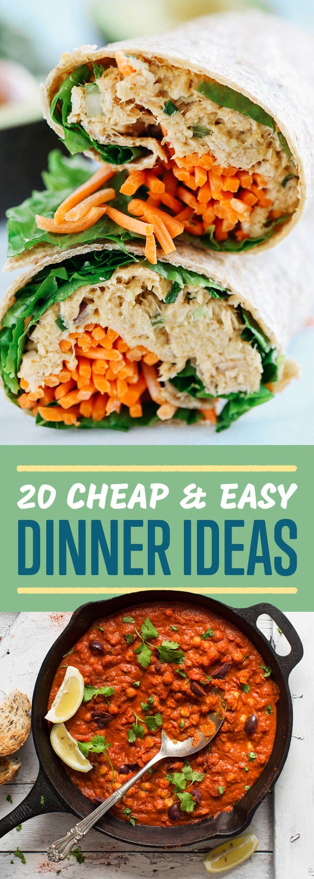 20 cheap meals that wont break the bank we recently asked the buzzfeed community to share their top budget friendly dinner ideas forumfinder Image collections