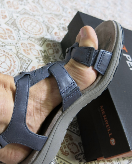 60c611bc7db Merrel Adhera sandals to get your feet through backpacking across Europe  without any kind of blisters or soreness. Sounds like a dream.