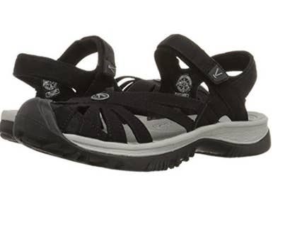1ff488b62531 Amazingly sporty Keen sandals made with rubber soles for extra bounce and  stability.